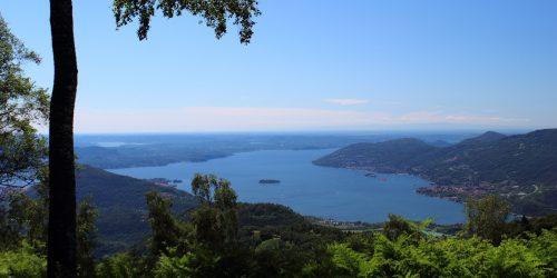 Utsikt över Lago Maggiore