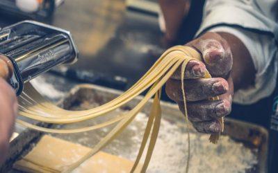 Teambuilding: Gör er egna färska pasta från grunden