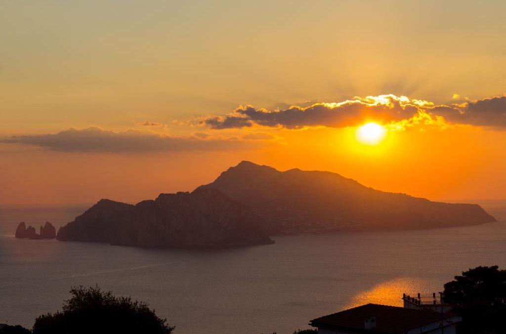 En morgon i världens vackraste land